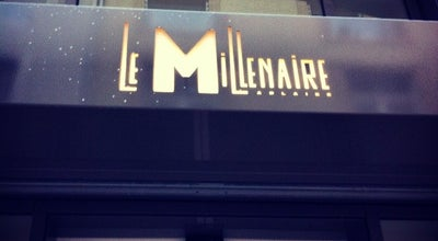 Photo of French Restaurant Le Millénaire at 4-6 Rue Bertin, Reims 51100, France