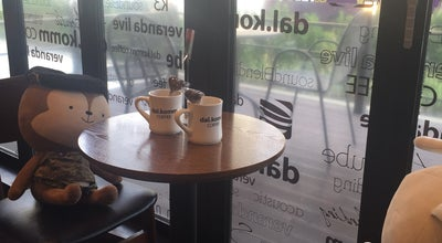Photo of Coffee Shop dal.komm coffee at 송도동 23-5, 연수구, South Korea
