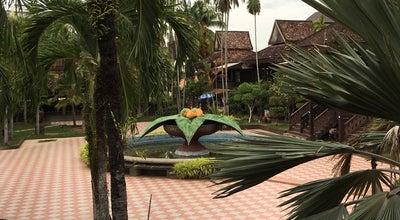 Photo of Monument / Landmark Kampung Kraftangan at Jalan Tengku Seri Akar, Kota Bharu, Malaysia