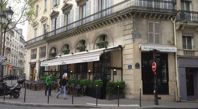 Photo of Italian Restaurant Corso Franz Liszt at 2 Place Franz Liszt, Paris 75010, France