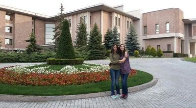 Photo of History Museum Cumhurbaşkanlığı Müze Köşkü at Çanakkale, Turkey