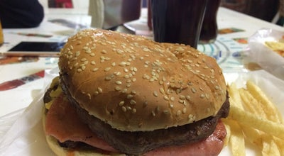 Photo of Burger Joint Hamburguesas Al Carbón Texcoco at Texcoco de Mora, Mexico
