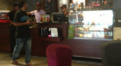 Photo of Coffee Shop Cafe Coffee Day at Beside Gachibowli Flyower, Hyderabad 500084, India