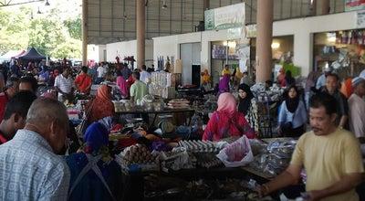 Photo of Farmers Market Pasar Tani Tunjong, Wakaf Che Yeh at Malaysia
