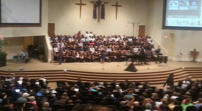 Photo of Church Unity Baptist Church at Smokey Road, Newnan, GA, United States