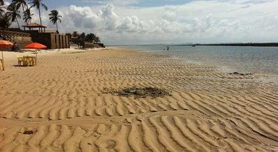 Photo of Beach Praia do Saco at Pr. Do Saco, Marechal Deodoro, Brazil