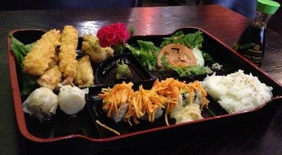 Photo of Sushi Restaurant Umami Shoppu at 513 Avenue Of The Americas, New York, NY 10011, United States
