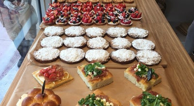 Photo of Bakery Rosetta Bakery at 1666 Collins Ave, Miami Beach, FL 33139, United States