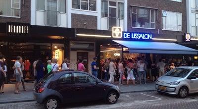 Photo of Ice Cream Shop De IJssalon at Meent 69a, Rotterdam 3011 JD, Netherlands