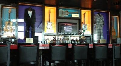 Photo of American Restaurant Hard Rock Cafe at L2af10, Departure/transit Lounge North, Terminal 3, Singapore 819642, Singapore
