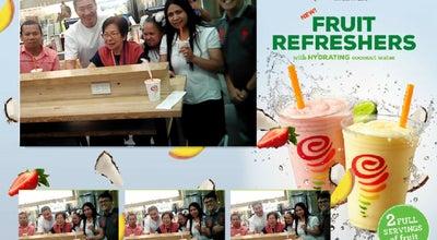 Photo of Juice Bar Jamba Juice at Gf U.p. Town Center, Quezon City, Philippines