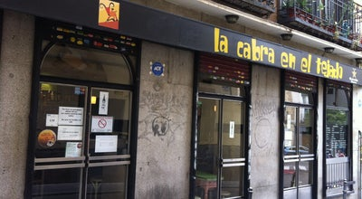 Photo of Bar La Cabra en el Tejado at C. Santa Ana, 13, Madrid 28005, Spain