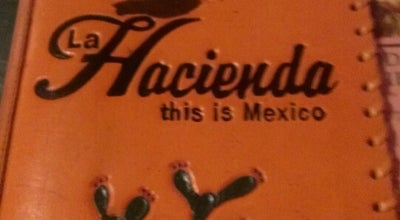 Photo of Mexican Restaurant La Hacienda at 365 Fayette Pl, Fayetteville, GA 30214, United States