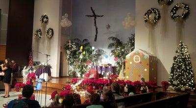 Photo of Church Santa Clarita United Methodist Church at 26640 Bouquet Canyon Rd, Santa Clarita, CA 91350, United States