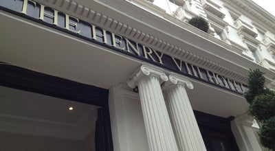Photo of Hotel Henry VIII Hotel at 19 Leinster Gardens, London W2 3AN, United Kingdom