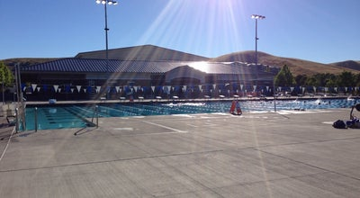 Photo of Pool Dougherty Valley Aquatic Center at 10550 Albion Rd, Danville, CA 94506, United States
