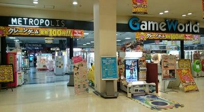 Photo of Arcade 青森メトロポリス at 三好2-3-16, 青森市, Japan