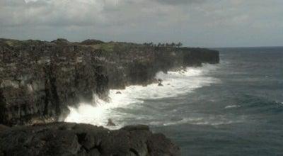 Photo of National Park Hawai'i Volcanoes National Park at 1 Crater Rim Dr, Volcano, HI 96718, United States