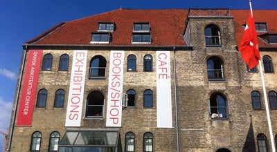 Photo of Art Gallery Dansk Arkitektur Center at Strandgade 27b, Copenhagen 1401, Denmark