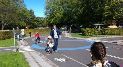 Photo of Playground Trafiklegepladsen at Fælledparken, Copenhagen, Denmark