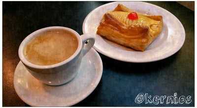 Photo of Coffee Shop Cafetería - Pastelería Manolo at Tres Cantos, Spain