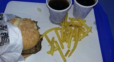 Photo of American Restaurant Burgerking Mahmutlar at Turkey