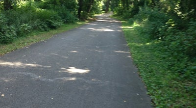 Photo of Trail Portage Bike Trail at Portage, IN, United States