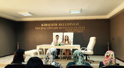 Photo of Concert Hall Kırşehir Belediyesi Nikah Salonu at Turkey