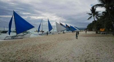 Photo of Beach Boracay Island at Philippines