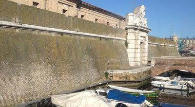 Photo of Monument / Landmark Lazzaretto o Mole Vanvitelliana at Banchina Giovanni Da Chio, 28, Ancona 60121, Italy