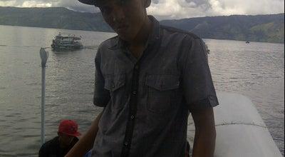 Photo of Lake Danau Toba Sumatera Utara at Parapat, Indonesia