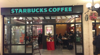 Photo of Coffee Shop Starbucks Coffee 淀屋橋odona店 at 中央区今橋4-1-1, Chūō 541-0042, Japan