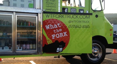 Photo of Food Truck What The Fork at Dickson City, PA, United States