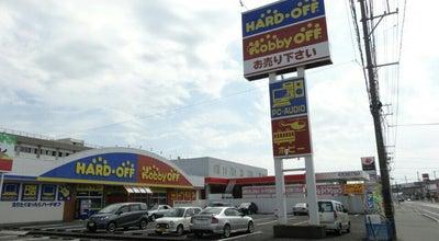Photo of Thrift / Vintage Store HARDOFF 新潟近江店 at 中央区近江3丁目1-40, 新潟市 950-0971, Japan