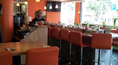 Photo of Sushi Restaurant Sushi One at Ellenbogengasse 13, Wiesbaden 65183, Germany