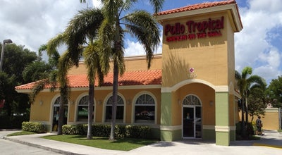 Photo of Latin American Restaurant Pollo Tropical at 5720 Wiles Rd, Coral Springs, FL 33067, United States