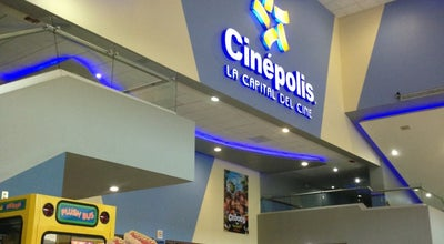 Photo of Movie Theater Cinépolis at Av. 5a. Norte Poniente No. 2651, Tuxtla Gutiérrez, Chis. 29000, Mexico