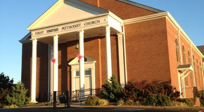 Photo of Church Hendersonville First United Methodist at 217 E Main St, Hendersonville, TN 37075, United States