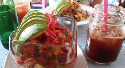 Photo of Seafood Restaurant La Cevichería at 9a Poniente Norte #315, Tuxtla Gutiérrez 29066, Mexico