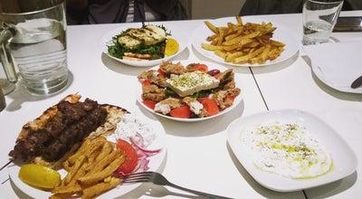 Photo of Greek Restaurant Bistro Suvlaki at Krížna 8, Bratislava 811 07, Slovakia