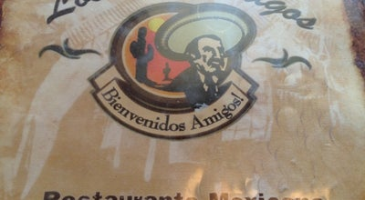 Photo of Mexican Restaurant Los Tres Amigos at 1509 Gause Blvd, Slidell, LA 70458, United States