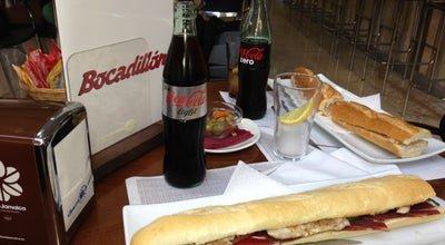 Photo of Sandwich Place Bocadillon at Spain