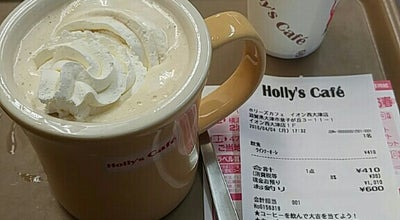 Photo of Coffee Shop Holly's Cafe イオン西大津店 at 皇子が丘3-11-1, 大津市 520-0025, Japan
