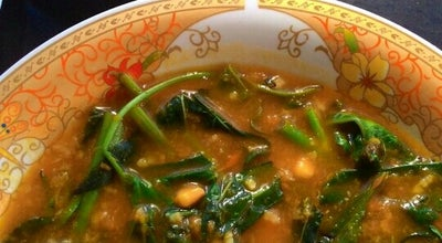Photo of Vegetarian / Vegan Restaurant Kios Lidya Wakeke at Kawasan Wisata Kuliner Tinutuan Wakeke, Manado 95126, Indonesia
