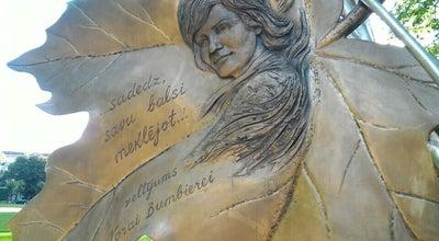 Photo of Monument / Landmark Piemineklis Norai Bumbierei at Dobeles Iela, Jelgava LV-3001, Latvia