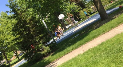 Photo of Park Donald W. Lyon Park at 4600 Howard St, Skokie, IL 60076, United States