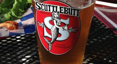 Photo of Brewery Scuttlebutt Brewing Company at 1205 Everett Ave,, Everett, WA 98201, United States
