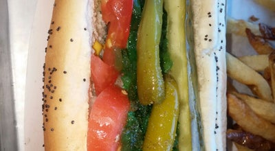 Photo of Hot Dog Joint Bold Bite at 4901 Fairmont Ave, Bethesda, MD 20814, United States