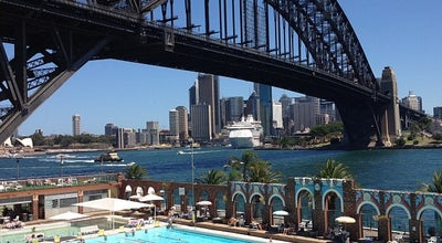Photo of Pool North Sydney Olympic Pool at 45 Alfred St. S, Milsons Point, NS 2061, Australia