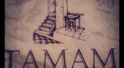 Photo of Greek Restaurant Tamam Restaurant at Σπυρίδωνος Ζαμπελίου 49, Chania Town 731 00, Greece